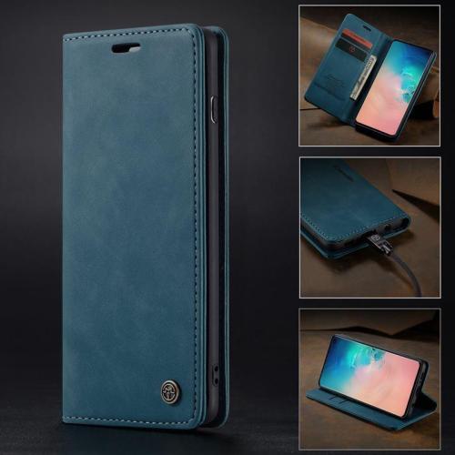 Leather Wallet Magnetic Flip Case for Samsung