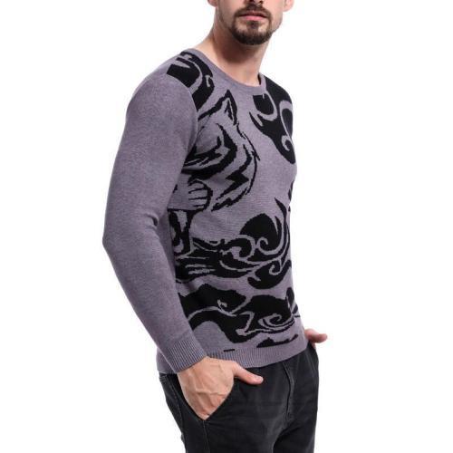Cloud Plaint Weave Sweater