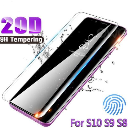 20D Full Curved Screen Protector For Samsung Tempered Glass