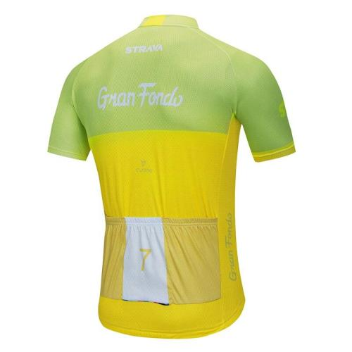 2020 STRAVA Summer cycling jersey Men's  short sleeves set cycling clothing Bicycle sports wear mtb bike Clothes Breathable Suit