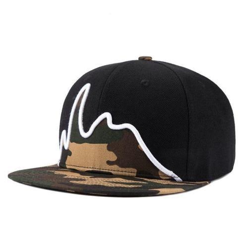 Mens Hip Hop Snapback Caps Flat Brim Hat Baseball Caps