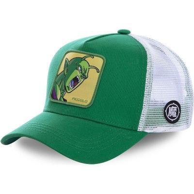 Dragon Daisy Mickey Snapback Cotton Baseball Cap Men Women Hip Hop Dad Mesh Trucker Hat