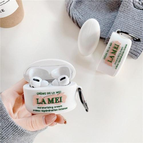Silicone Lamei Cream Bottle AirPods Pro Case Shock Proof Cover