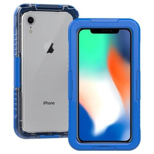 360 Protection Shockproof Waterproof phone cases for For iPhone Xs Max/Xr