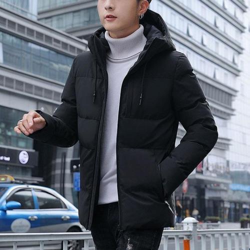 Men's Slim Short Coat