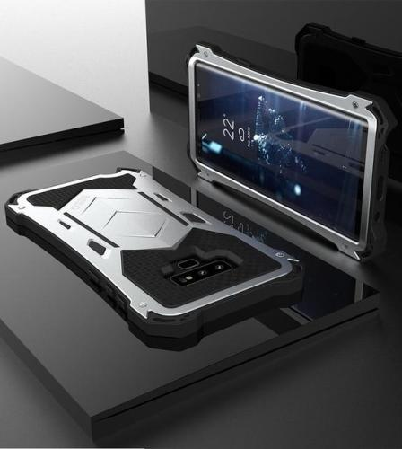 Metal Aluminum Armor Shockproof Case for Samsung Heavy Duty phone case