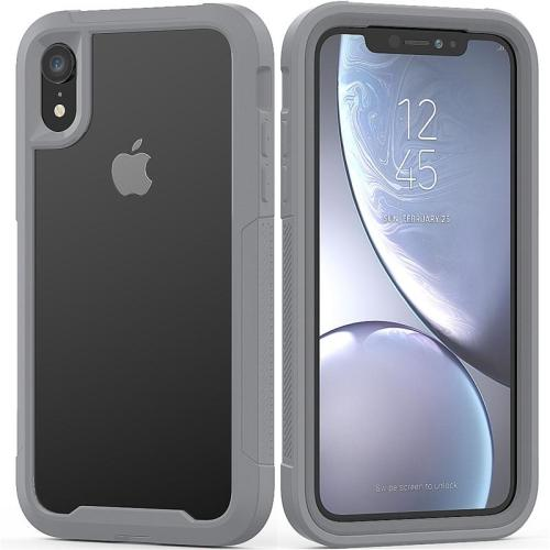 PC+TPU Military Shock Absorption Ultra-Thin Case for iPhone