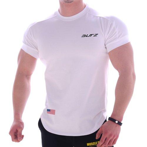 Cotton Sport Short Sleeved fitness T-shirt