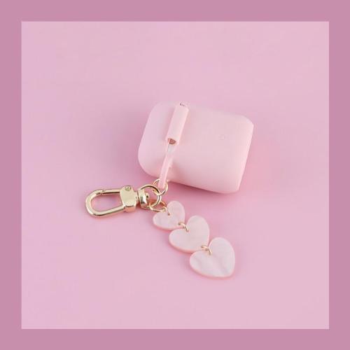Triple Hearts AirPod Case Cover