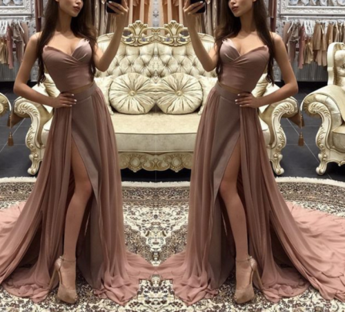 Slim Sexy Evening Dress