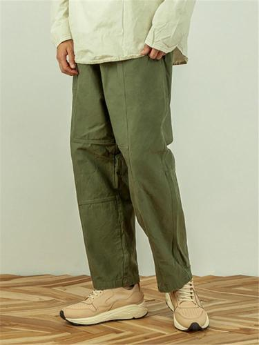 Fashion Everyday Solid Color Pants