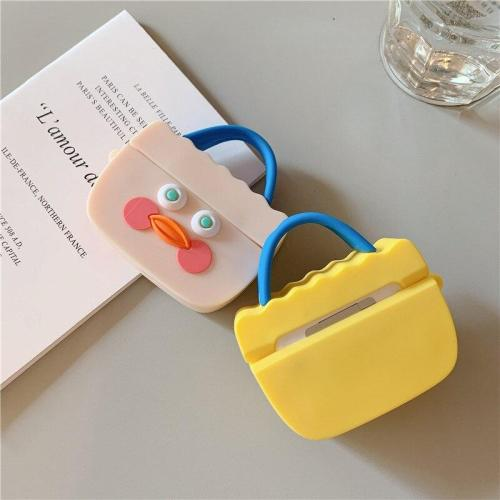 Cafe Mimi Duck AirPods Pro Case Silicone Shockproof Cover