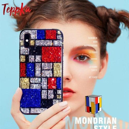 Luxury Bling Strap Phone Case For iPhone