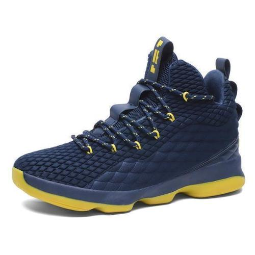 Lace Up Shockproof Athletic Outdoor Sport Shoes