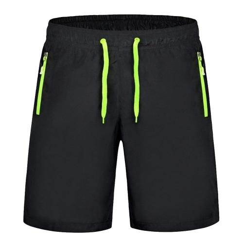CYSINCOS 2020 Summer Men's Quick Dry Shorts 7XL 8XL 9XL Plus Size Men Beach Shorts Breathable Trouser Male Shorts Brand Clothing