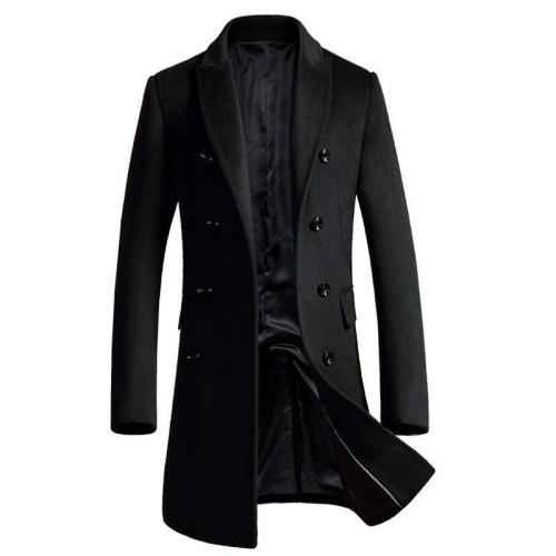 Winter Thick Warm Luxury Business Casual Coat