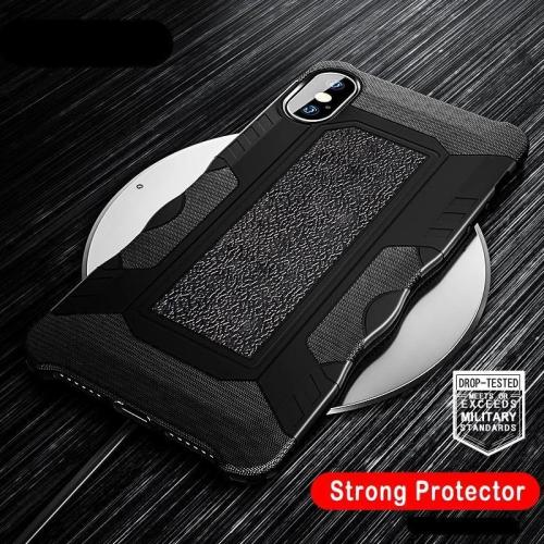 Luxury Military Armor Case For iPhone