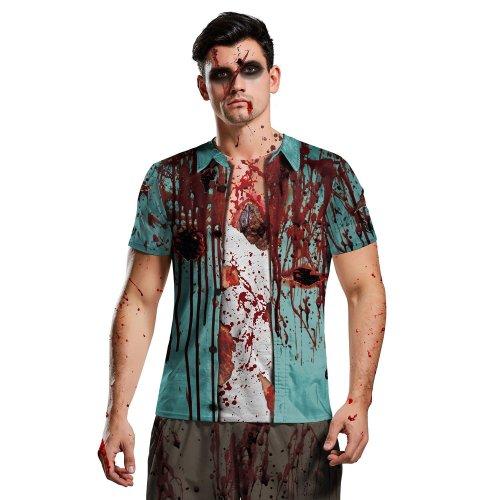 Halloween Horror 3d Short Sleeve T-shirt