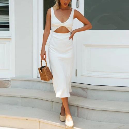 GLENROSE DRESS (WHITE)