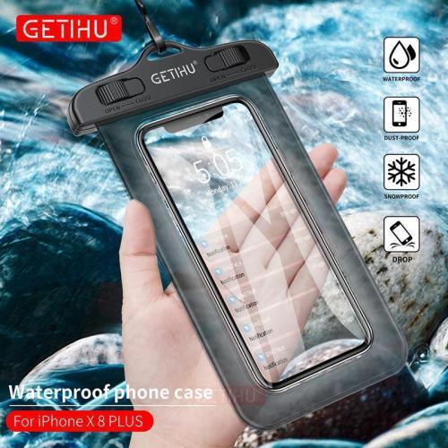 Universal Swim Waterproof Phone Case For iPhone Samsung