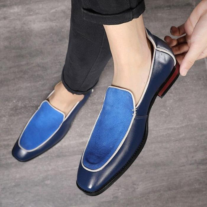 Suede Pointed Toe Wedding Dress Shoes