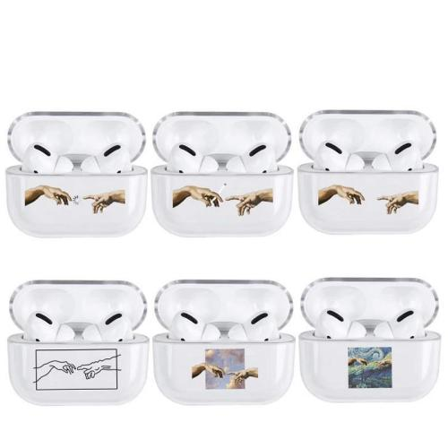 Couple AirPods Pro Case Charging Headphones Cases For Airpod Protective Cover