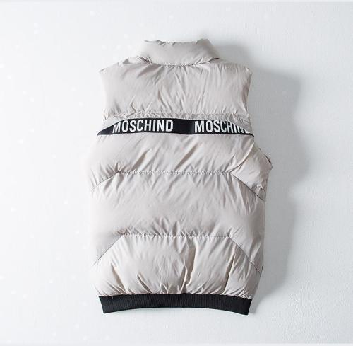 Men's Casual Zipper Warm Cotton Vest