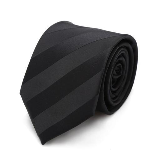 Business men's stripe student at work interviewing tie