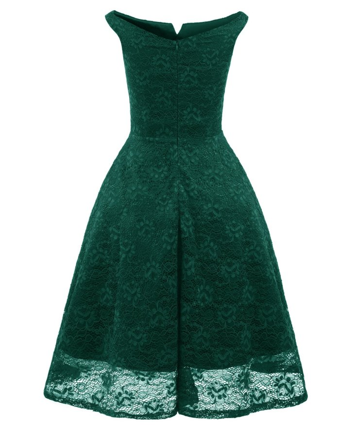 robe de soiree Hot Sell Sweet  Lace V-neck evening Dress Slim Party formal dress Sexy Pretty Prom Dresses elegant evening gown