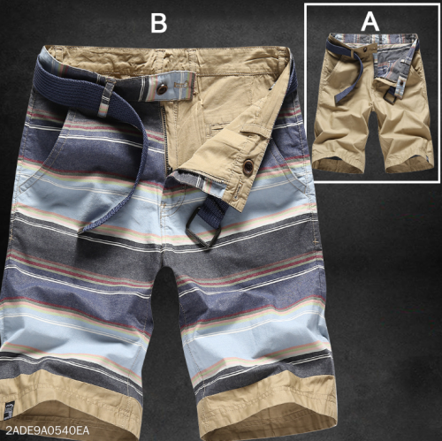 Double-Sided Wear Shorts 6 Colors