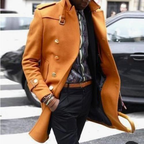 Vintage British Long Coat