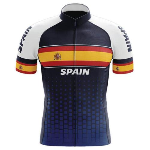 new Spnin summer cycling suit suit breathable team racing sports bike clothing men's bicycle clothing short bicycle clothing