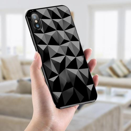 Ultra-thin 3D Shining Case For iPhone