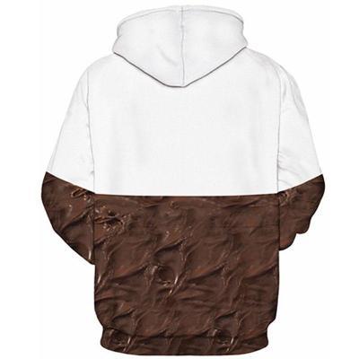 3D Ramen Hoodie Casual Hooded Sweatshirt