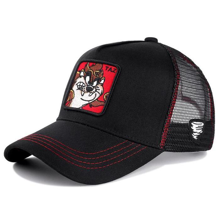 Dragon Ball Snapback Cotton Baseball Cap Men Women Hip Hop Dad Mesh Hat Trucker Hat