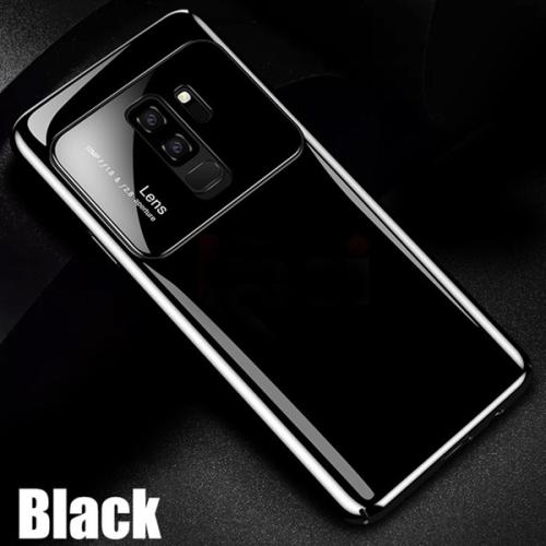 Luxury Mirror Camera Shockproof Ultra-thin Case For Samsung