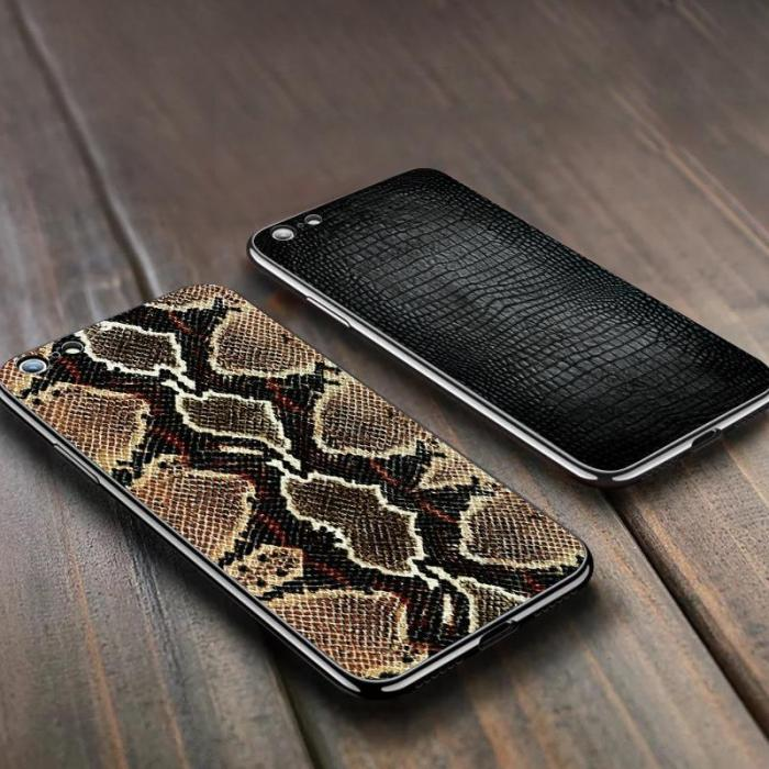 Phone Cases For iPhone Zebra Crocodile Leopard Print Soft TPU Silicone Back Cover
