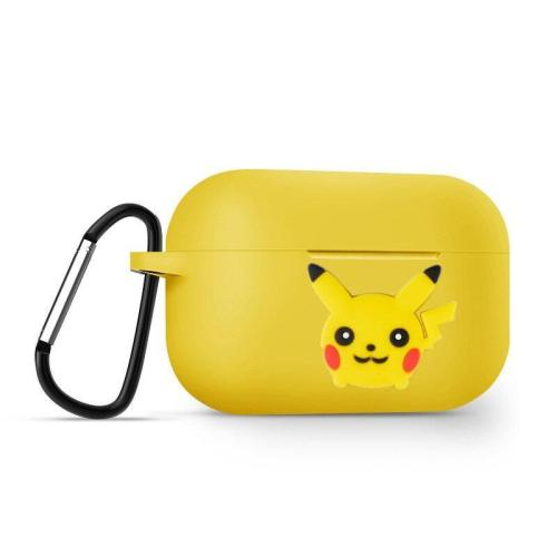 Pokémon Pikachu Silicone AirPods Pro Case Shock Proof Cover