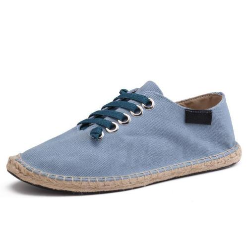 Hand-Made Cannabis Insole Casual Shoes Breathable Comfortable Casual Shoes