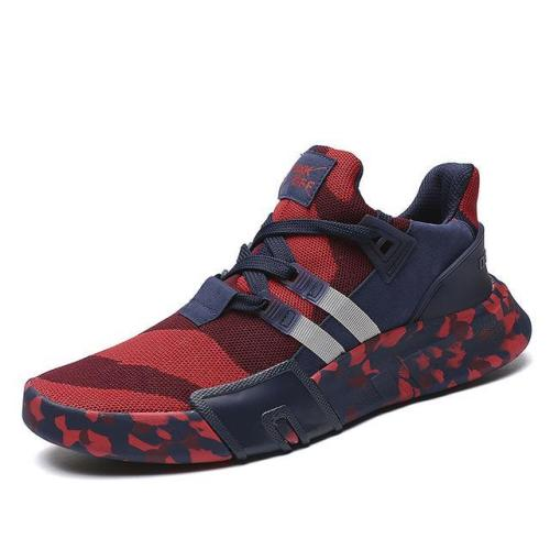 Breathable Lightweight Outdoor Walking Athletic Men Sneakers