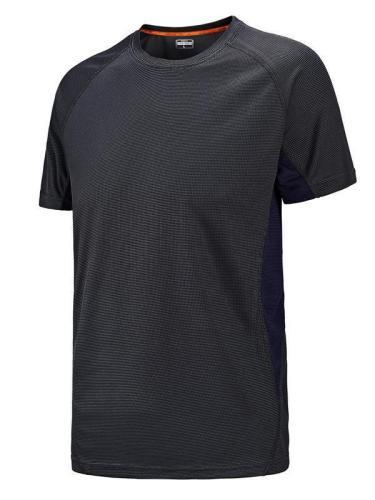 Mens Round Neck Basic Tee Sweat Shirt