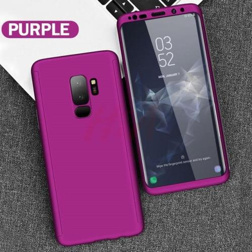 3-in-1 360° Full Cover Phone Case For Samsung(Back Case+Front Frame+Screen Film)