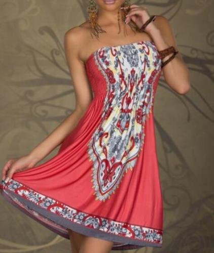 Summer Dress Women Clothing Wrapped in chest waist dress The milk silk dress clothes Slash Neck Dress Beach resort Dresses