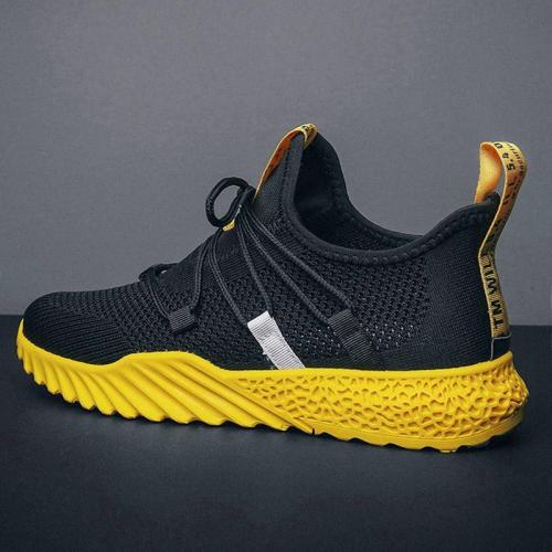 2019 Men Breathable Mesh Shoes Sneakers