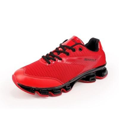 Men's casual low help breathable sports shoes