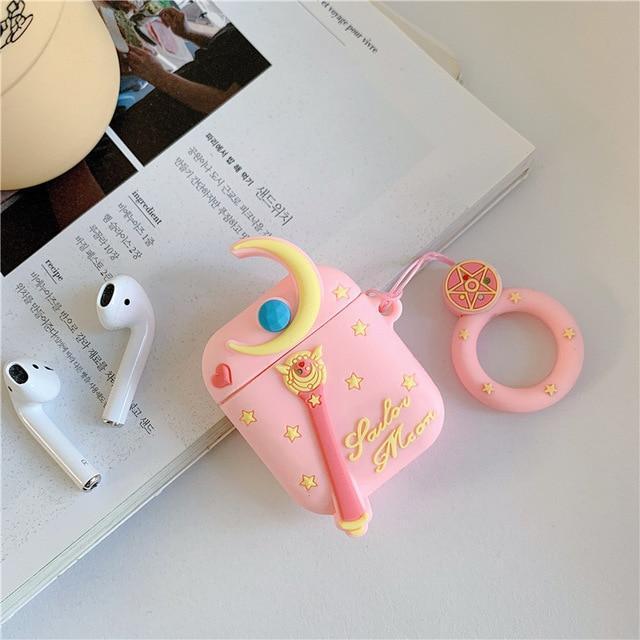 Sailor Moon Earphone Case for Airpods