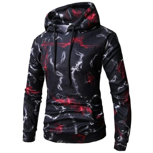 Colorful Thunder Hoodie 4 Colors