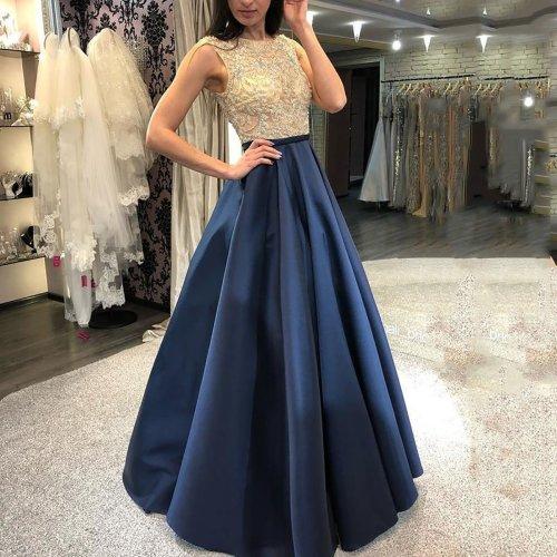 Fashion Sleeveless slim dress