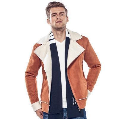 Fleece Leader Zipper Jacket