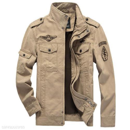 100% Cotton Army Jacket